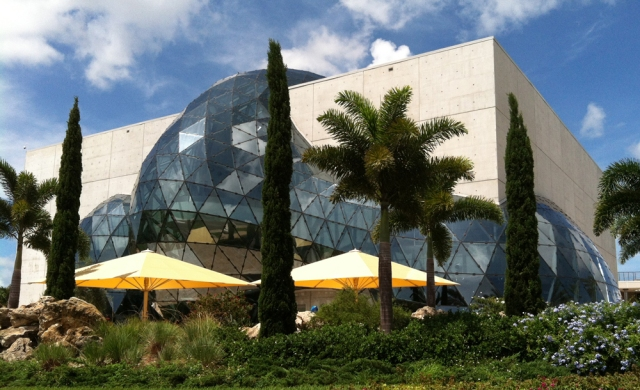 13-The-Dali-Museum-Exterior-St-Petersburg-Tampa-Florida