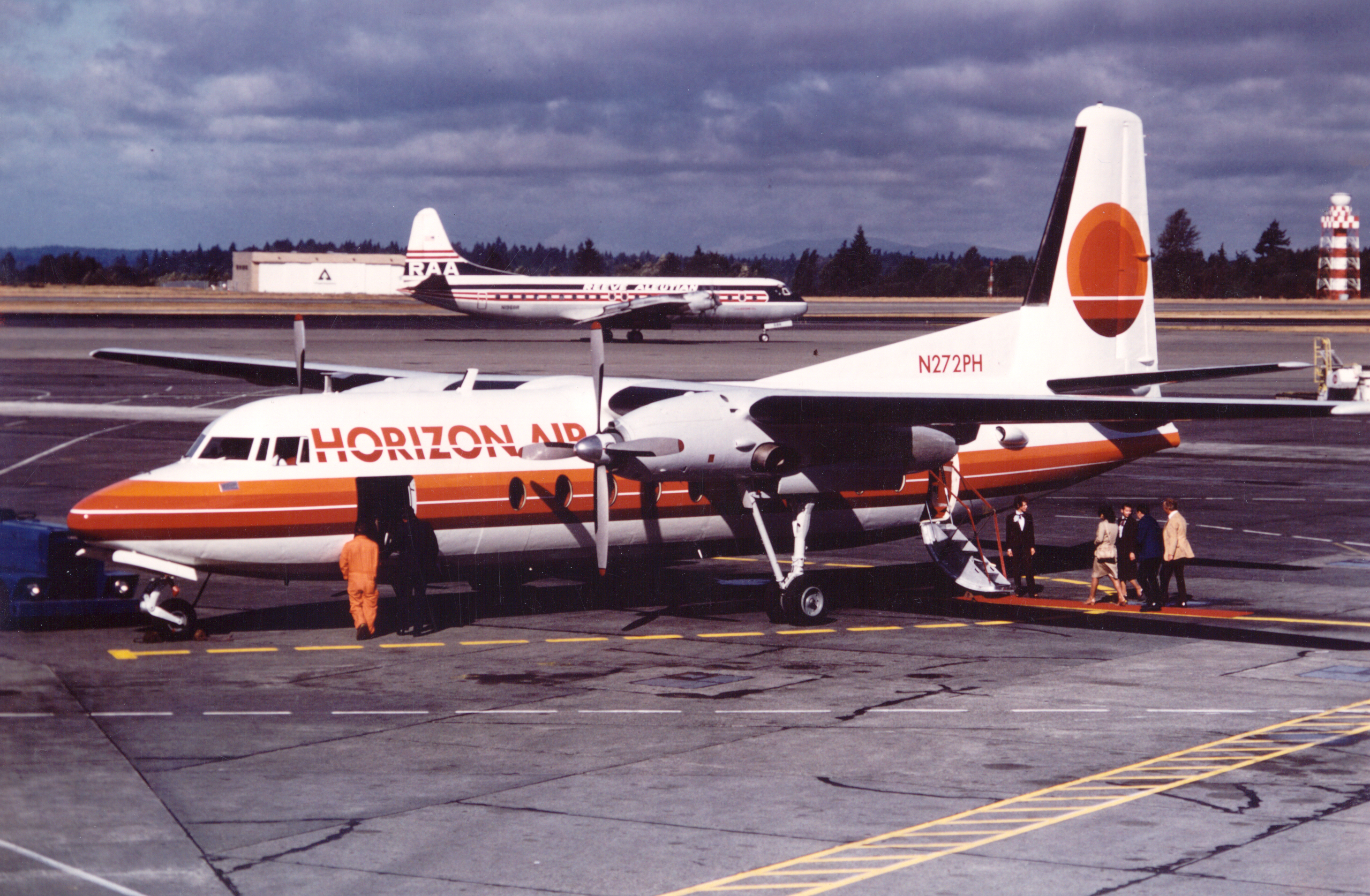 1981 - First Horizon Flight