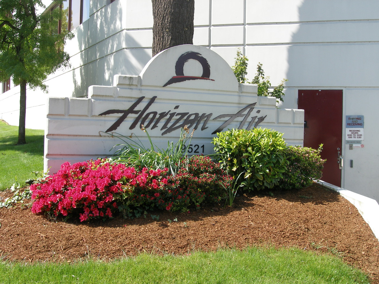 Horizon Air headquarters