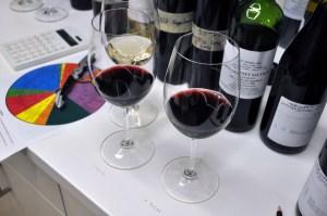 precept wine blending