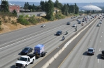 Fallen soldier formation passes through Tacoma, Wash.