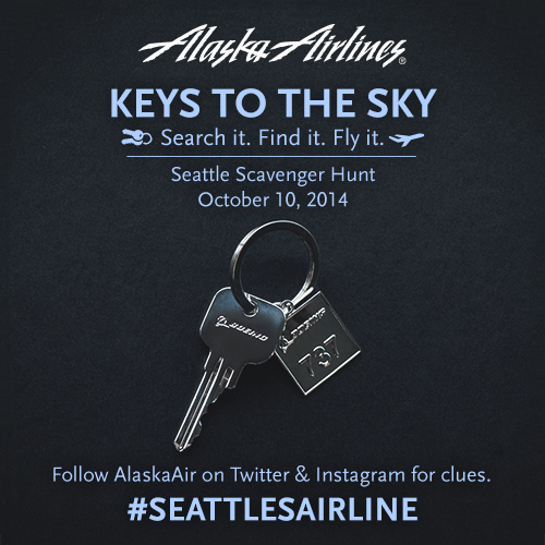 alaska-airlines-keys-to-the-sky-scavenger-hunt