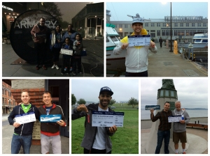 Alaska Airlines keys to the sky winners