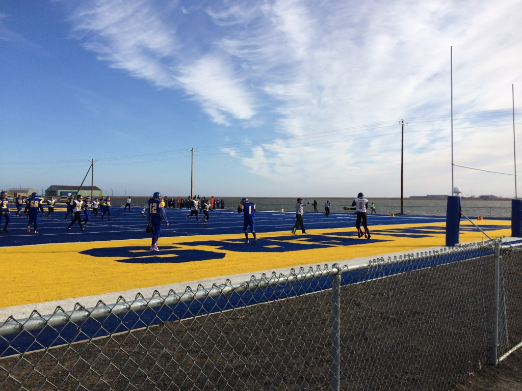 Barrow-alaska-homecoming-football-game