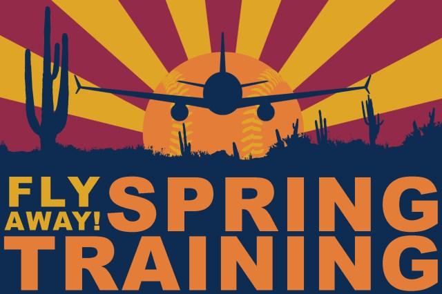 Spring Training graphic