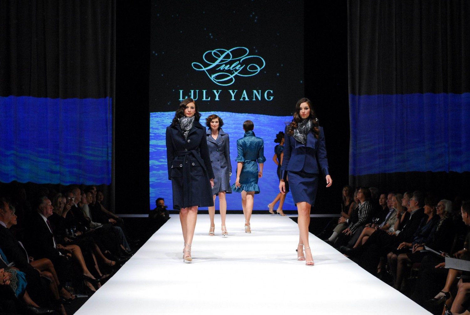 Seattle Fashion Designer Luly Yang Will Design New Uniforms For 12 000 Alaska Employees Alaska Airlines Blog