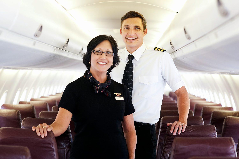 FA and pilot