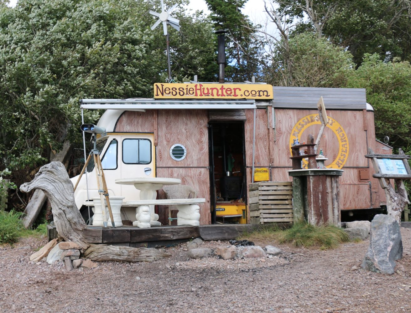 loch-ness-monster-hunter-bookmobile-home
