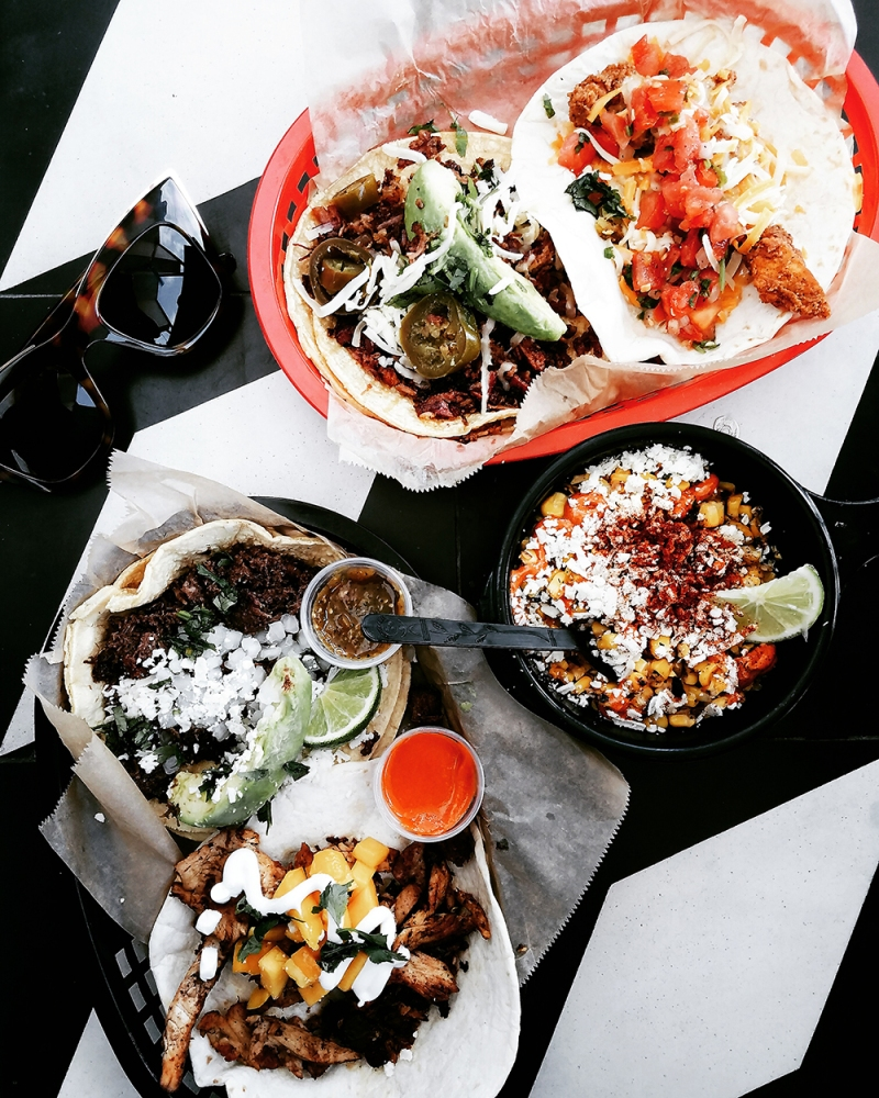 There's no question the gateway dish in Austin is their TACOS - our #weekendwanderer trip took us straight to Congress Avenue and it did not disappoint. Austin you know the way to my heart .