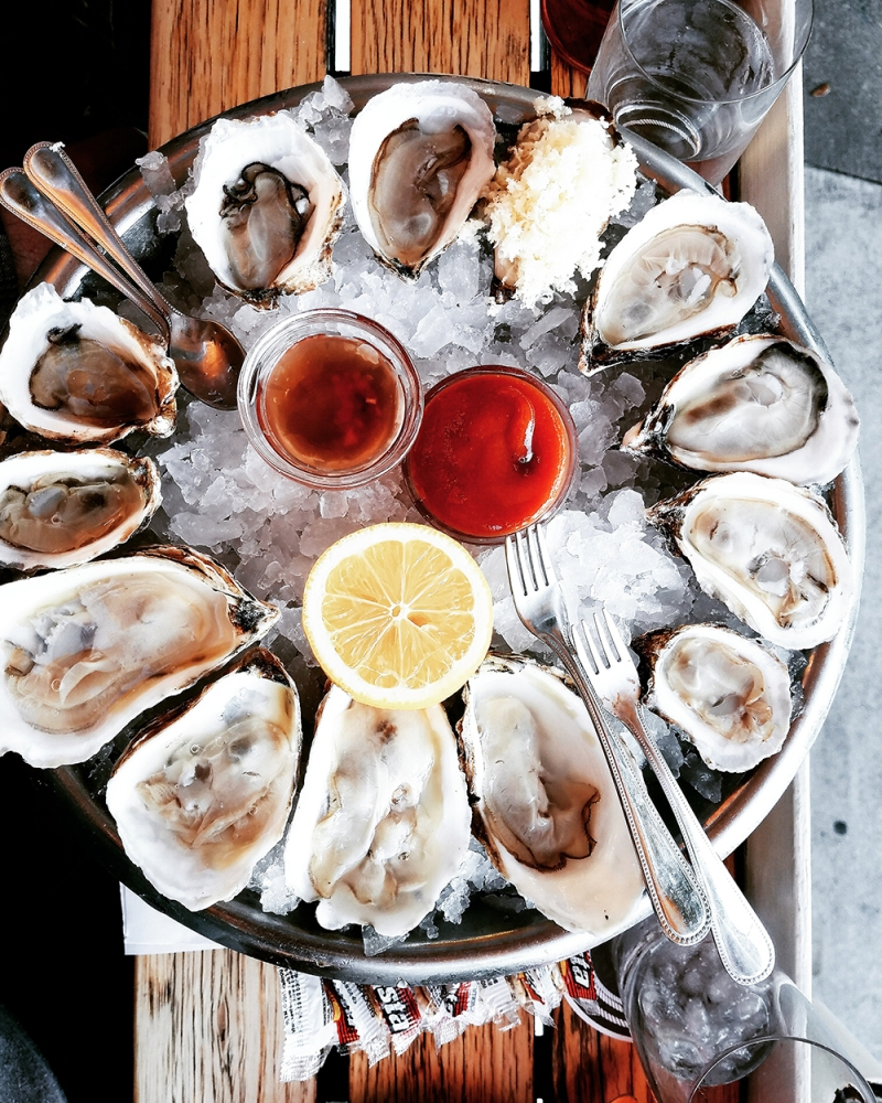A must stop that we couldn't wait to try was Clark's Oyster Bar on West 6th - this place is so dreamy and easily serves some of the best oysters in Austin (that oyster liqueur!) Thank you Clark's for being everything and more for our #weekendwanderer trip!