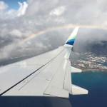 @alaskaair: Couldn't ask for a better welcome into Honolulu. ????: @mayxplor #iFlyAlaska #Hawaii