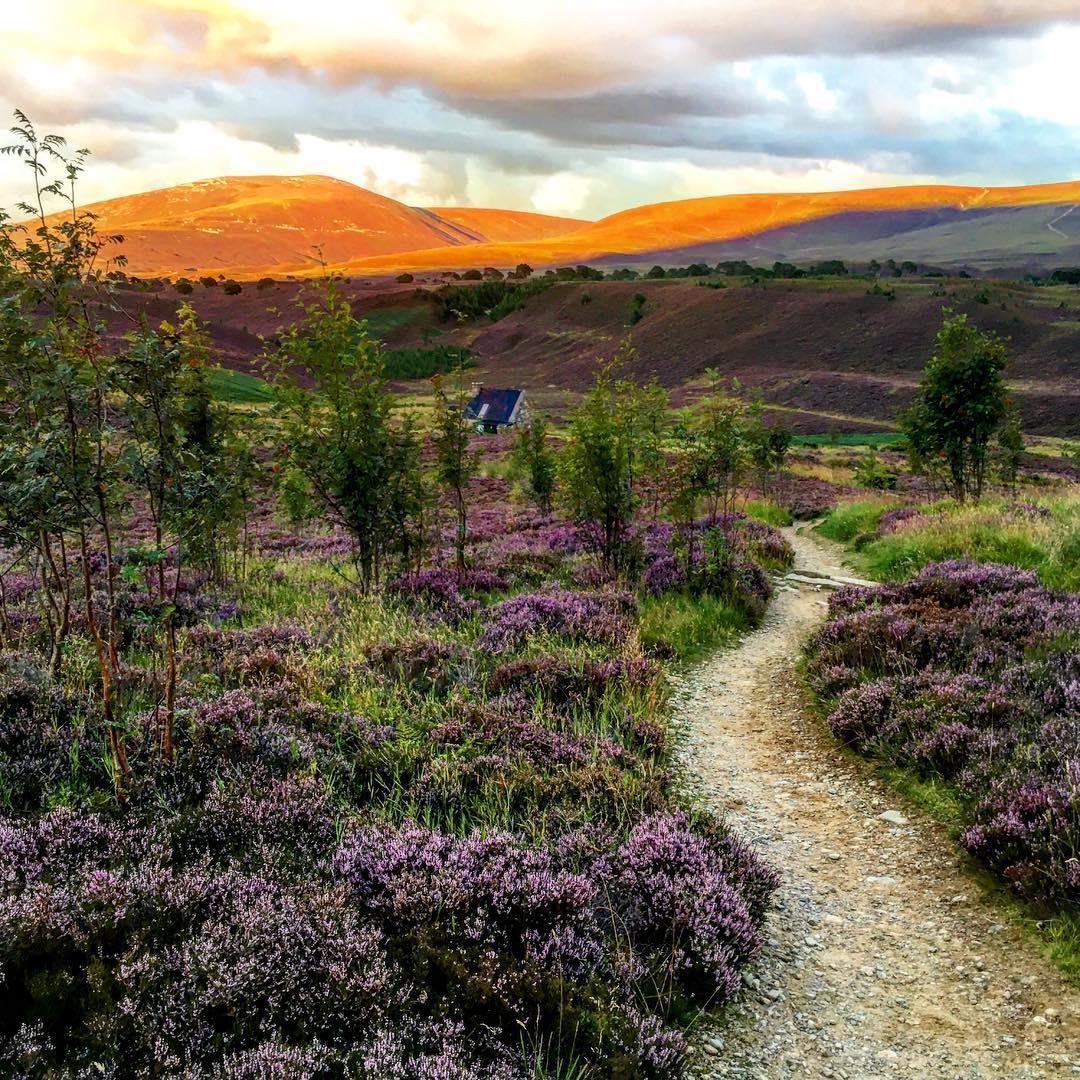 bothy camping scotland