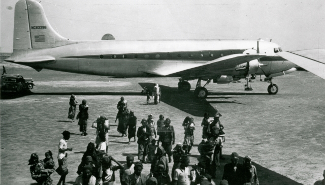 From the archives: How Alaska Airlines evacuated 49,000 Yemenite Jews to Israel 'on the wings of eagles'