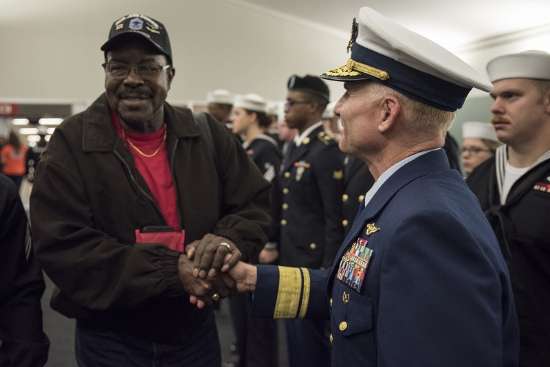Honoring Veterans A Message From Horizon Air Coo And