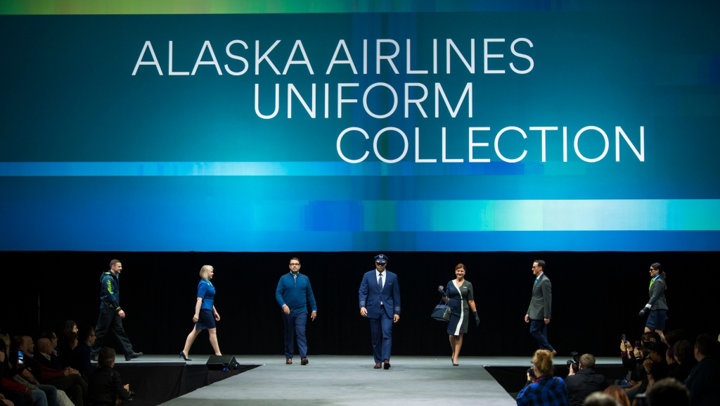 Alaska Airlines reveals new uniforms designed by Seattle's Luly Yang