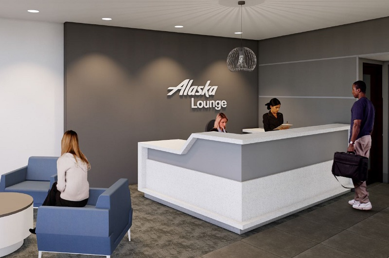 Prepare to step into our stepped-up lounges – Alaska