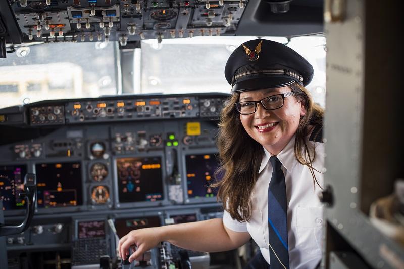 Celebrating our own Captain Marvels – Alaska Airlines Blog