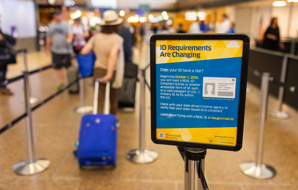 Don't get grounded! Make sure your ID is ready to fly Oct. 1, 2020