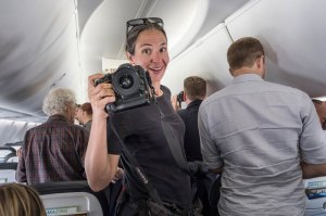 Capturing the journey: A photographer's guide to making great photos from your airplane seat