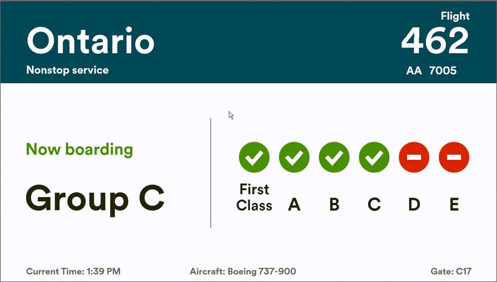 Alaska simplifies boarding process – Alaska Airlines Blog
