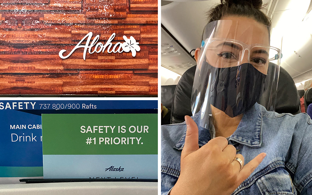 Alaska's Pre-Clear Program makes flying to Hawaii a breeze says guest & island native